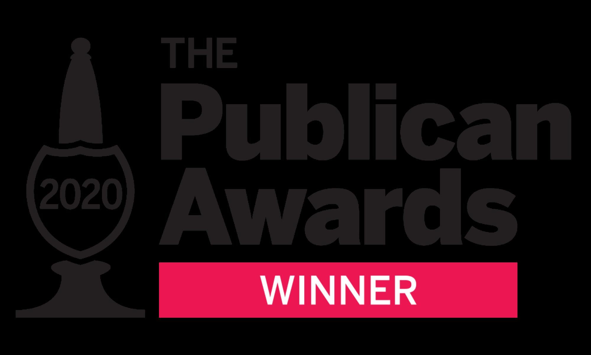 the publican awards logo